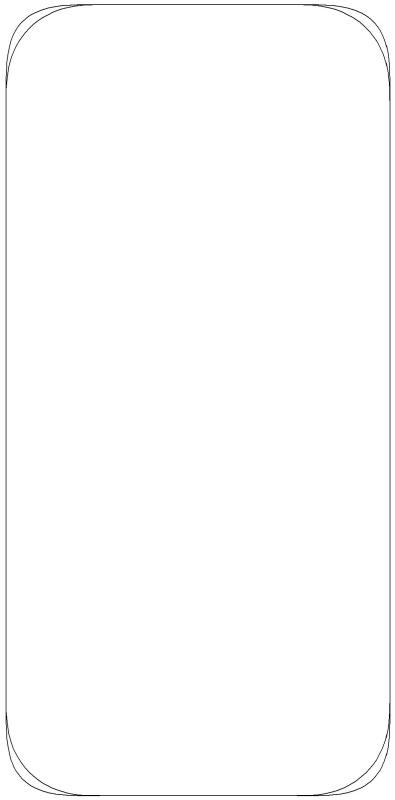 يعرض تطبيق براءات الاختراع من سامسونج هاتفًا بشاشة منحنية رباعية 3